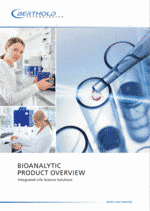 Brochure Bioanalytique