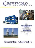 Brochure Radioprotection